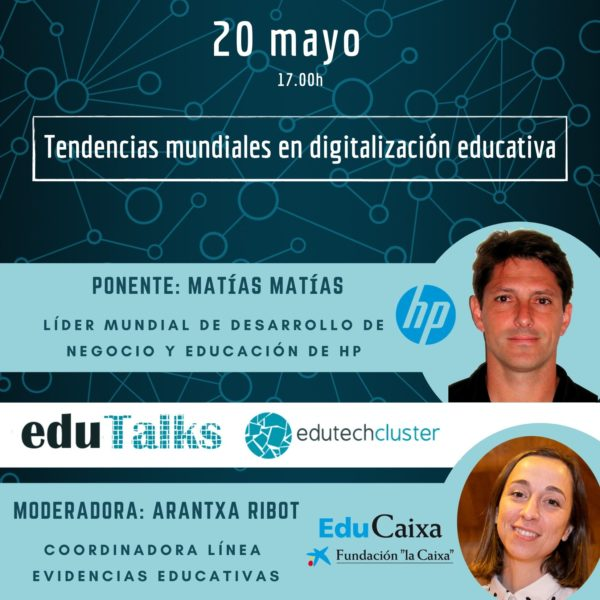 EduTalk: Tendencias mundiales en digitalización educativa