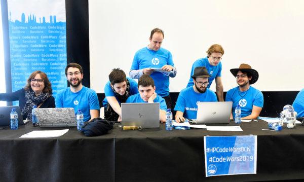HP CodeWars es reinventa en una nova edició virtual per preparar el talent del futur