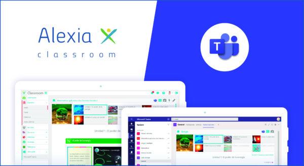 Microsoft y Educaria amplían la integración entre  sus soluciones Office 365 y Alexia Suite Educativa